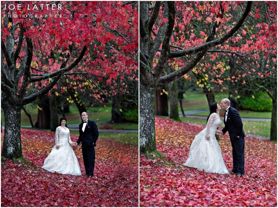 0002 Vancouver British Columbia Stanley Park Wedding