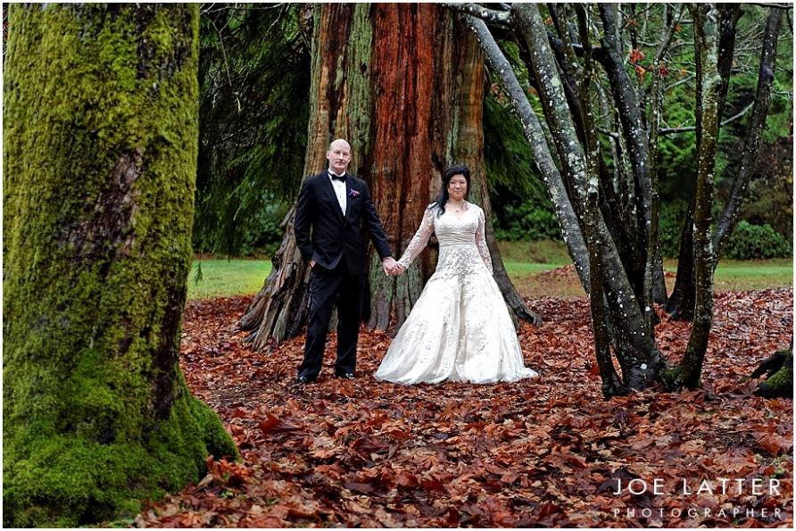 0005 Vancouver British Columbia Stanley Park Wedding