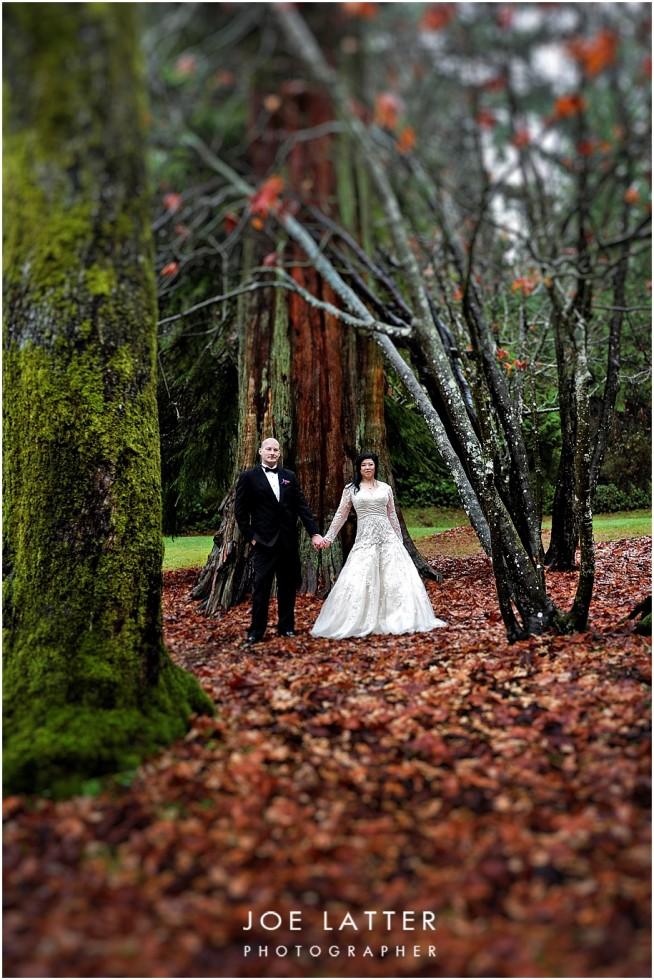 0006 Vancouver British Columbia Stanley Park Wedding