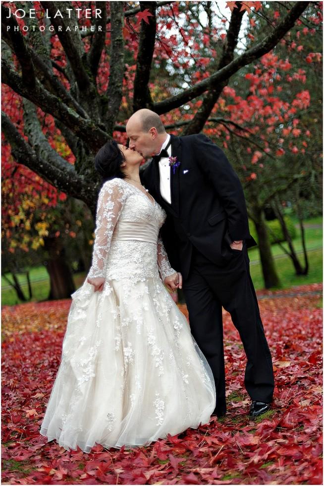 0012 Vancouver British Columbia Stanley Park Wedding