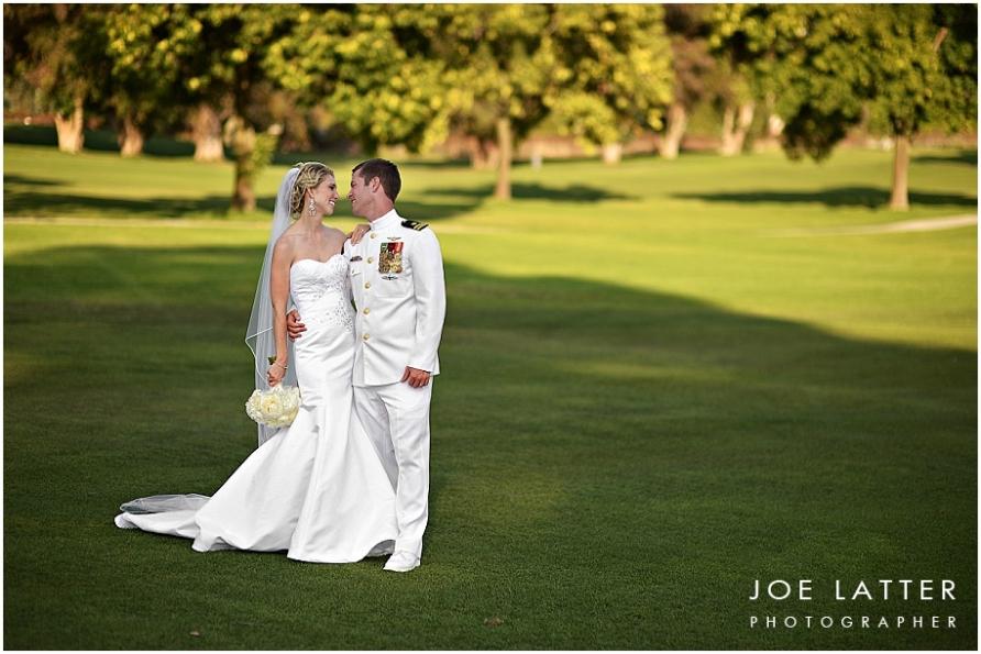 0029 Ojai Valley Resort Wedding Military