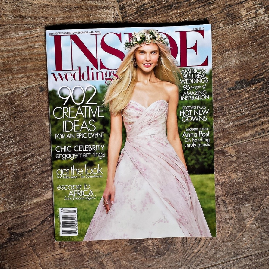 0001 Inside Weddings Cover